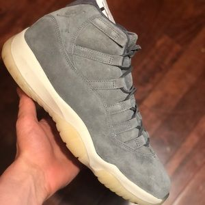 Jordan 11 PRM Pinnacle Suede